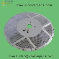 Buy cheap SUS 316L Electro-polishing screen plate from wholesalers