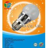 Buy cheap 4w E27 Led Bulb, Led Light Candle, Led Bulb Housing from wholesalers