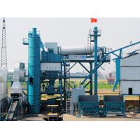 5 - 40mm Old Material Diameter Asphalt Recycling Plant With 500t / H High Toughness Rubber Belt