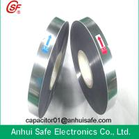 Buy cheap Al Antioxidant BOPP Metallized Film for Capacitor use from wholesalers