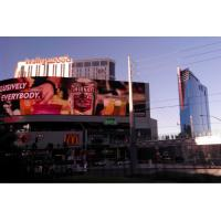 Buy cheap PH4mm High Resolution LED Billboard Advertising LED Display Screen Waterproof from wholesalers