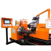 Buy cheap 6 axis CNC pipe profile plamsa cutter machine on sale from wholesalers