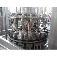 Buy cheap 2000BPH Small Capacity Hot Juice Filling Machine / Energy Drink 3 In 1 Bottle Filling Machine from wholesalers
