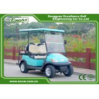 Buy cheap White 4 seater Electric Golf Buggy 48V 3.7KW With 1 Year Warranty from wholesalers