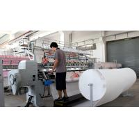 Buy cheap Multifunction High Speed Quilting Machine Easy Operation For Bedspreads Fabric from wholesalers