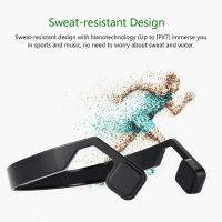 Buy cheap Bone Conduction Bluetooth Headphone Wireless Sport Headset Waterproof IPX5 Stereo Earphone With Microphone product
