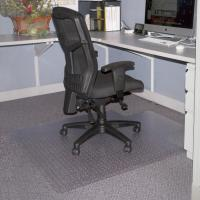 Buy cheap Anti Fatigue PVC Clear Studded Chair Mat Protect Carpet , Office Standing Mat from wholesalers