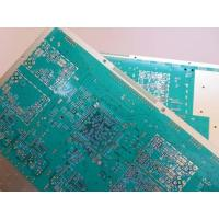 Buy cheap High Frequency PCB On 8 mil RO4350B and 10 mil RO4450B With Immersion Gold for Radar RF from wholesalers