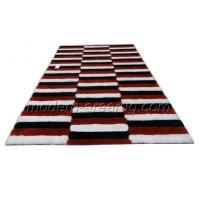 Buy cheap Red, Blue, Brown, Grey, Purple Polyester Shaggy Rug, Modern Carpet Rugs For House Decoration from wholesalers
