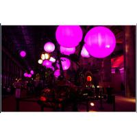 Buy cheap Crystal Colorful Led Celling Light Balloon Inflatable For Commercial Event from wholesalers