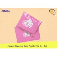 Buy cheap Pink printing polythene 14.5 x 19 mailing clothing parcel bags DHL UPS express from wholesalers