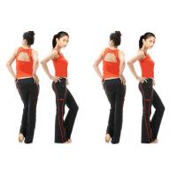Buy cheap Women's athletic apparel Top Pant  Fully breathable Workout Suit from wholesalers