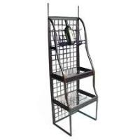 Buy cheap Store, Supermarket Green Metal durable and practical Fruit and Vegetable Display Rack from wholesalers
