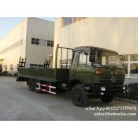 Buy cheap cargo platform truck-14T-25T lorry trucks WhatsApp:8615271357675  Skype:tomsongking from wholesalers