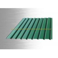 Buy cheap Weather Proof Zinc Coated Corrugated Metal Roofing Lightweight Roofing Sheets from wholesalers