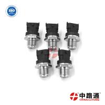 Buy cheap fuel pressure sensor replacement cost 0281002498 car fuel rail pressure sensor from wholesalers