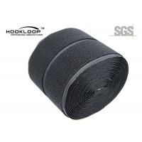 Buy cheap 110mm Professional Soft Loop Fabric , Unbrushed Pattern Display Loop Fabric from wholesalers