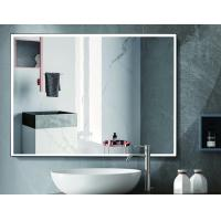 Buy cheap Hospitality Lighted Touch Screen Bathroom Mirror With Defogger Function from wholesalers