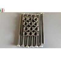 Buy cheap M2 - M100 Nickel Alloy Steel Monel K-500 Fasteners Monel K500 Hex Bolts & Nut from wholesalers