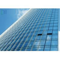 Buy cheap Reflective Glass Aluminium Glass Curtain Wall For Commercial Building ISO 9001 Certificate from wholesalers