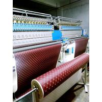 Buy cheap Safe Digital Embroidery Machine , Leather Embroidery Sewing Machine Computerized from wholesalers