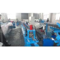 Buy cheap Sliding Rolling Shutter Door Roll Forming Machine Guide Rail Orbit from wholesalers