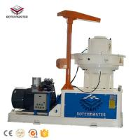 Buy cheap Factory direct sale 1-1.5t/h capacity biomass wood pellet machine from wholesalers