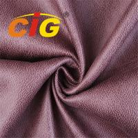 Buy cheap Printed Suede 100% Polyester Sofa Furniture Upholstery Fabric Abrasion Resistant product