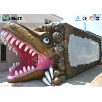 Buy cheap New - style Dinosaur Mobile 5D Cinema Cabin For Amusement Park from wholesalers