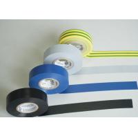 Black / Blue Capacitor PVC Insulation Tape High Temperature Electrical SGS
