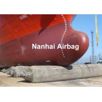 Buy cheap Marine Rubber Pneumatic Air Bags For Ship Launching Lifting / Ashoring / Salvage product