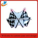 Buy cheap PVC LED badge, Metal LED lapel pin enamel pin with fashion design from wholesalers