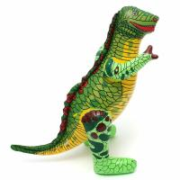 Buy cheap 50cm Inflatable Dinosaur Blow Up Pool Beach Ball / Party Jurassic Toys from wholesalers
