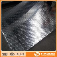 Buy cheap Best Quality Low Price 8mm aluminium tread plate 100% recyclable factory manufacturer from wholesalers