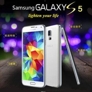 China 2014 Newest Samsung Galaxy S5 i9600 Waterproof IR Blaster HDC 3G cell mobine phone on sale