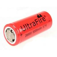 Buy cheap Portable 26650 AAA Rechargeable Battery Heat Resistant for LED Flashlights from wholesalers