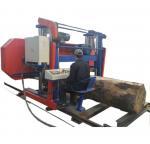 Buy cheap Large horizontal electric band saw mill / horizontal bandsaw sawmill sawmill for sale from wholesalers