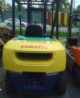 Buy cheap Used komatsu 4 TON forklift from wholesalers
