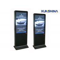 Buy cheap LCD Touch Screen Digital Signage Totem , 3G WIFI Touchscreen Display from wholesalers