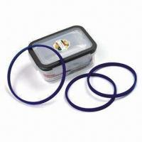 Buy cheap Gaskets/Container Seal O-ring, Made of 100% Food-grade Silicone, Any Color Available product