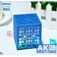 Bluetooth Speaker with colorful LED, MP3 support