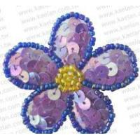 China Embroidery Crafts with sequins on sale