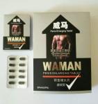 Buy cheap WAMAN Penis Enlargement Pills For Male Enhancement ED Killer from wholesalers