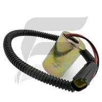 Buy cheap YNF02597 Small Plug Solenoid Coil For Hyundai R60 High 53mm Inner 14mm product