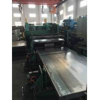 Buy cheap Hot Roll Coil 0.5-25mm Thickness Cut To Length Machine Plywood Case Packaging from wholesalers