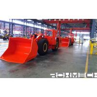 Buy cheap Underground mining Load Haul Dump Machine LHD Loader with CE  RL-3 Wheel Loader for Underground Project from wholesalers