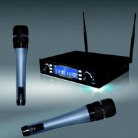 Buy cheap SA-650 Dual channels wireless microphone system from wholesalers