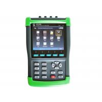 Buy cheap 0.1 Degree Phase Accuracy Power Quality Analyzer 0.1 Class 32G Memory High Precision from wholesalers