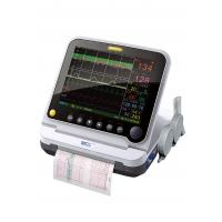 Buy cheap portable fetal heartbeat monitor with FHR/FM/TOCO probe from wholesalers