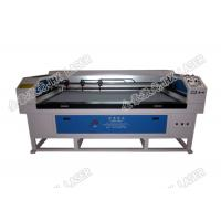 Buy cheap High Cutting Speedlaser Cloth Cutting Machine , 150w Automatic Fabric Cutter from wholesalers